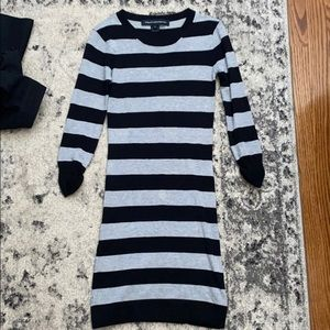 French Connection knee length dress